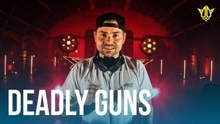 Deadly Guns @ REBiRTH Festival 2021 LIVE