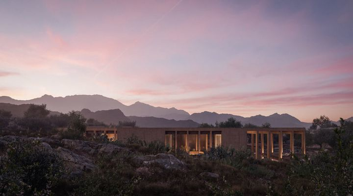 VILLA CHAMS  / CARL GERGES ARCHITECTS