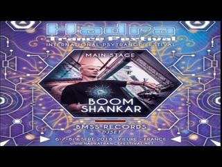 Boom Shankar -  Dj  Set Hadra Trance Festival [2018]