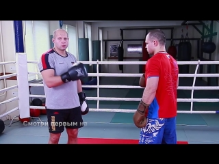 Федор Емельяненко - Урок 6 Комбинации (руки, руки и ноги) Fedor Emelyanenko lessons HD