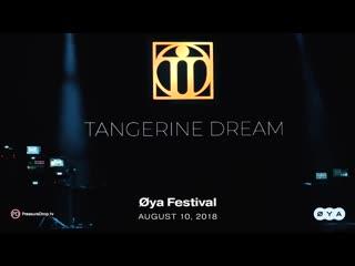 Tangerine Dream live, ya Festival 2018