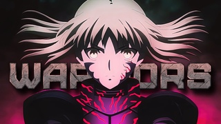 Fate/stay night: Heaven's Feel - III. Spring Song「AMV」Warriors - Imagine Dragons (60 fps edit) ᴴᴰ