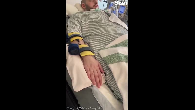 Saudi Prince moves his hand after 15 years in a coma