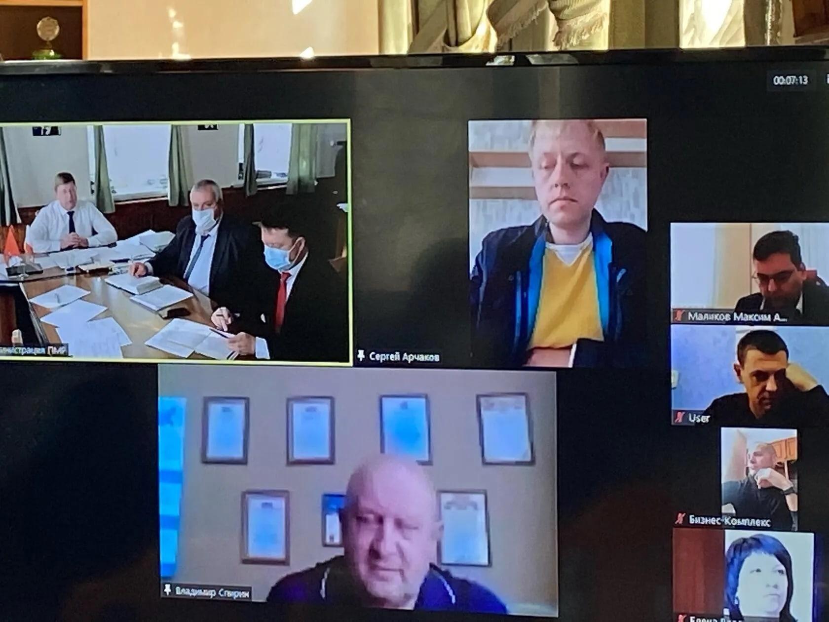 Начало отопительного сезона стало сегодня основной темой аппаратного совещания при главе Петровского района