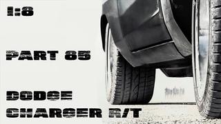 Сборка Dodge Charger R/T Fast&Furious 1:8 от Deagostini - Part85.