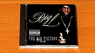 Big L - The Big Picture (1974 - 1999) 2000. Диск made in the EU. европейский.
