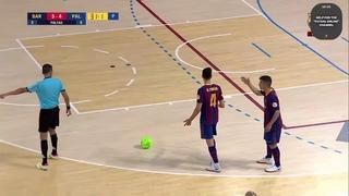 Barça - Palma FS (partido semifinal 2 1a RFEF Futsal 2020/21)