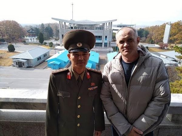 Северная Корея Самая закрытая зона страны