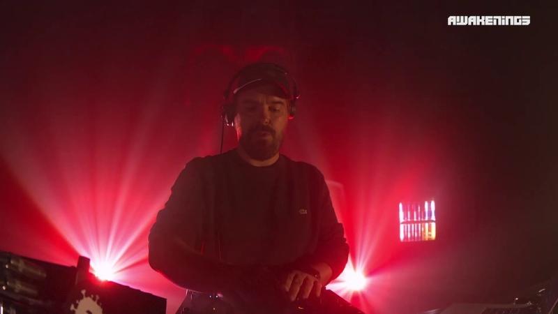 Speedy J at the Gashouder for Awakenings Festival 2020 | Online weekender