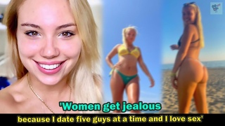 'Women get jealous because I date five guys at a time and I love sex', News Today, Stand Up