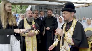 С Богом нет ничего невозможного. В Минске стоят первый православный старообрядческий храм