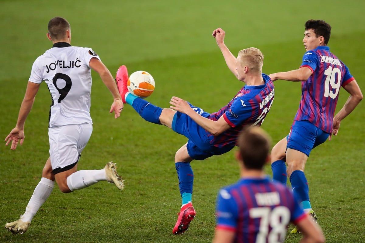 Вольфсберг - ЦСКА, 1:1. Лига Европы