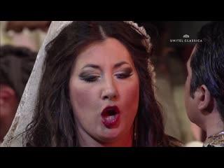 Bizet Carmen (Nadia Krasteva, Massimo Giordano, Anna Netrebko) HD(1080p)