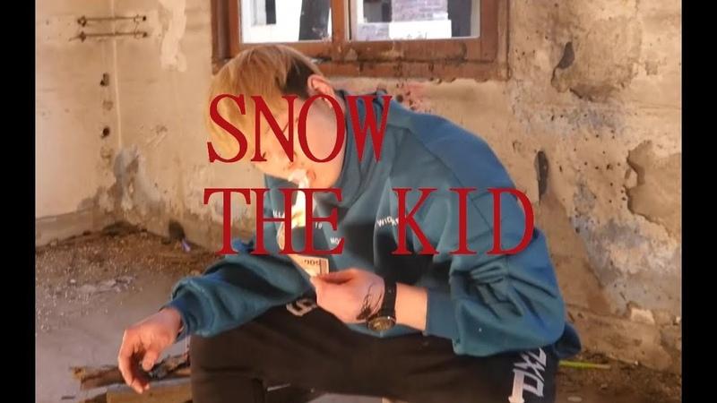 MV Snow the kid 스노우더키드 New Wave 뉴웨이브 Music Video 뮤직비디오