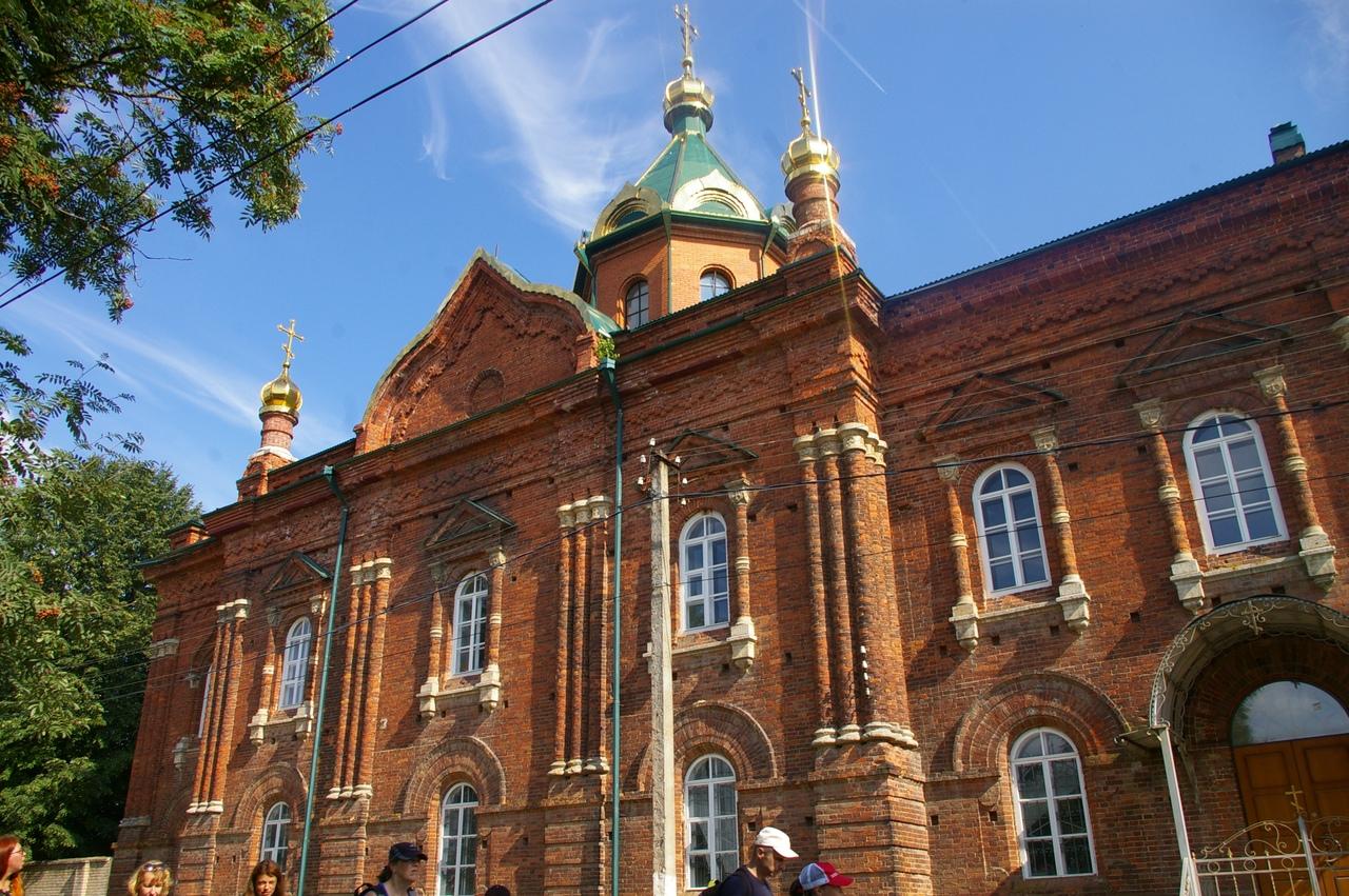 ПУТЕШЕСТВУЕМ ПО РОССИИ. Город Боровичи, Новгородская область