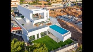 Superbe maison contemporaine ✅ à vendre Polop  Benidorm en Espagne