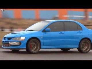 Mitsubishi Evo VIII  /Артем Мельников/ Winter IronRacer 2020.