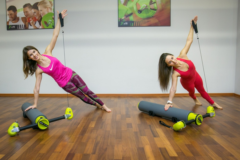Новая программа онлайн тренировок от ALEX FITNESS в бизнес-центре «Нагатинский», изображение №1