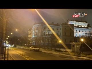 Беларусы Санкт-Петербурга вышли на акцию солидарности #Белсат