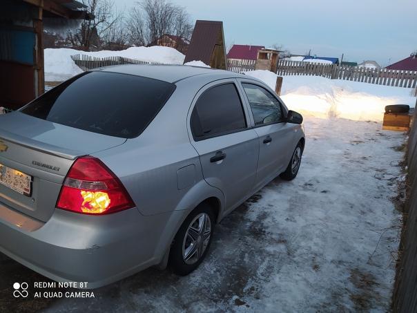 Продам Chevrolet Aveo 2008 г.в сборка Корея. МКПП...