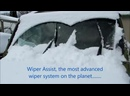 Классное изобретение прыгающие дворники на машине - видео ролик смотреть на Video.Sibnet