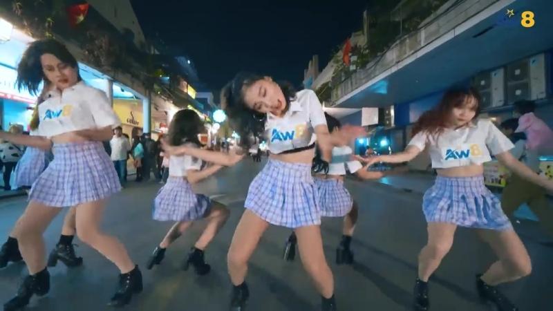 [HOT TIKTOK Dance Public]PHAO - 2 Phut Hon_Zero Two (KAIZ Remix) Challenge Dance by JT Crew VietNam
