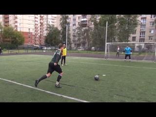 Видео от Новости Петербургской Лиги Чемпионов по футболу