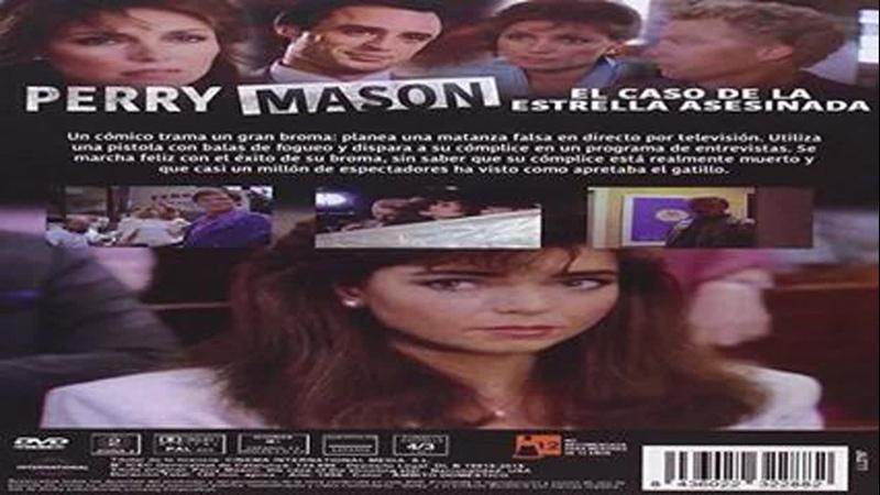 Perry Maon.-El caso de la estrella asesinada.-(1986).Español