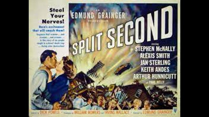 Доля секунды Split Second 1953