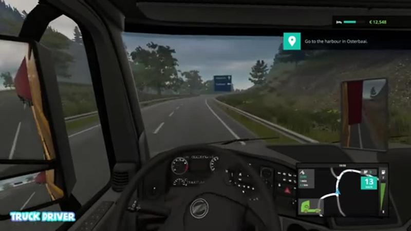 Топ 10 игр про грузовики Лучшие симуляторы дальнобойщика