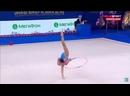 Роза Абитова - обруч многоборье Гран-при 2021, Москва