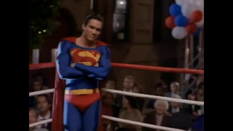Лоис и Кларк Новые приключения супермена 1 сезон 6 серия Radio SaturnFM