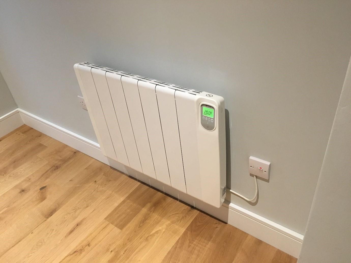 Электрическое отопление