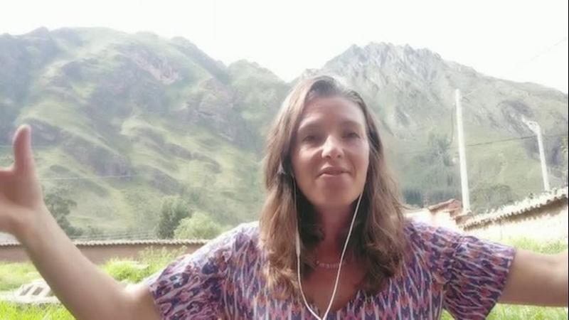 Etresouverain.com partage Stéphanie Fabijenna - Dissolution du paradigme 3D et prochain soin collectif !