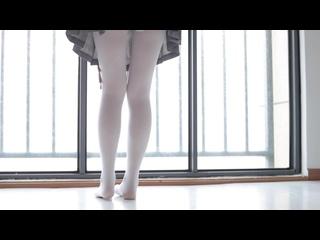 JKFUN-013 小香 白丝 [fetish panties feet footfetish porn stockings pantyhose lingerie ecchi]