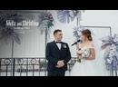 Никита и Кристина свадебный клип