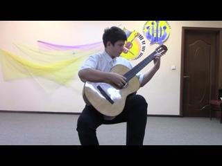 «Вдохновение» Сидоров Дмитрий