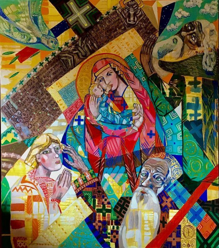 Славянская мифология в живописи, изображение №1