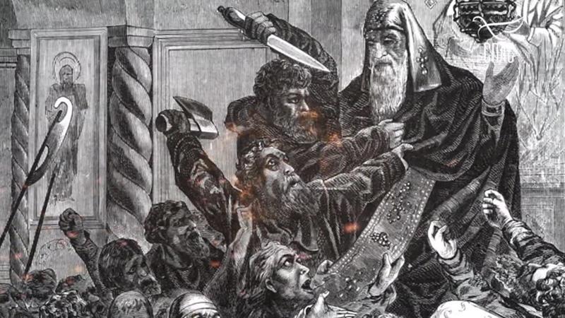 БЕЗБОЖНИКИ И ТРУСЫ СВЯЩЕННИКИ ПРИЗЫВАЮЩИЕ СНЯТЬ МАСКИ И ИДТИ НА СМЕРТЬ