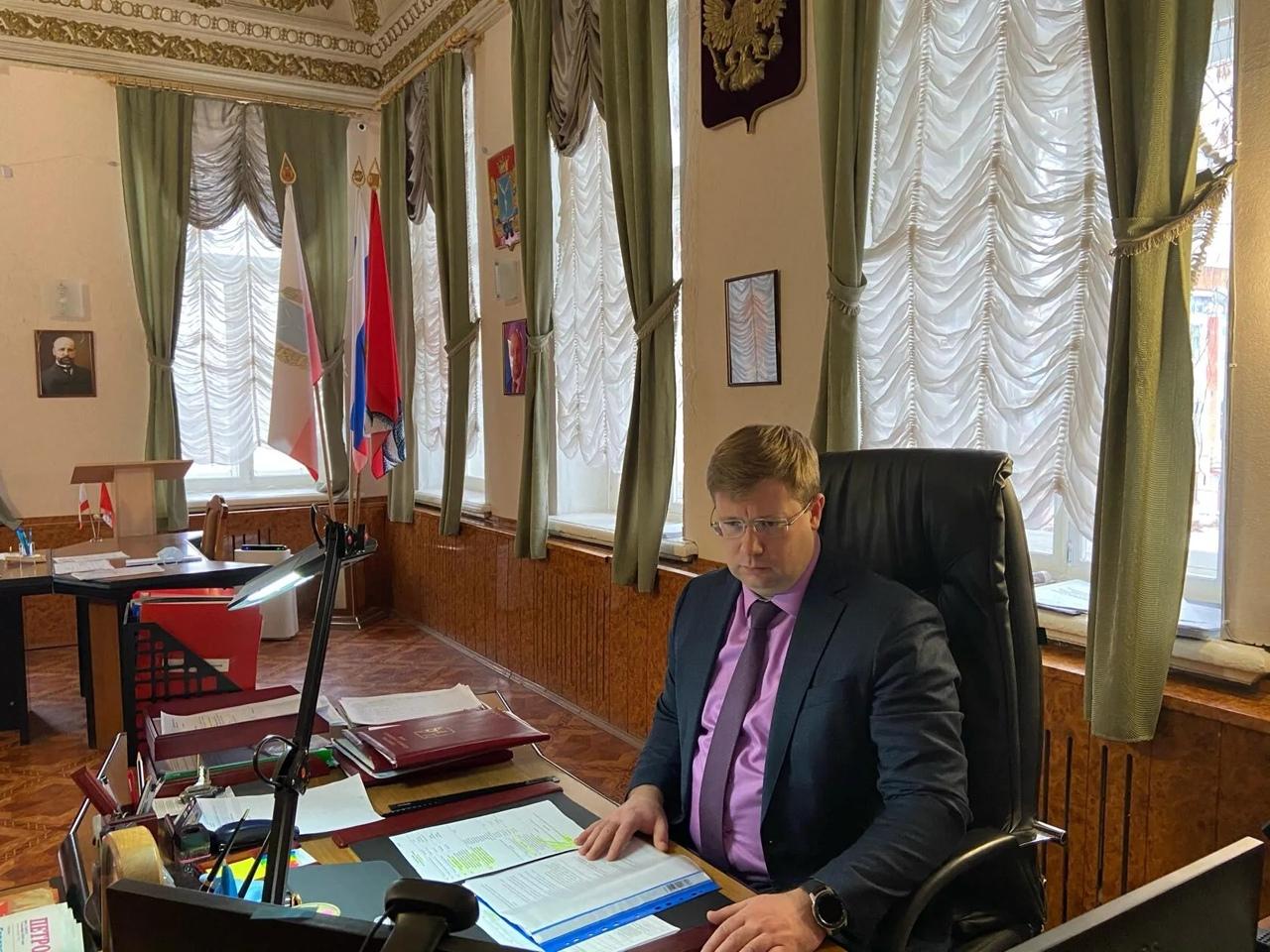 Состоялось заседание рабочей группы по предупреждению распространения и профилактике COVID-19 на территории Петровского района