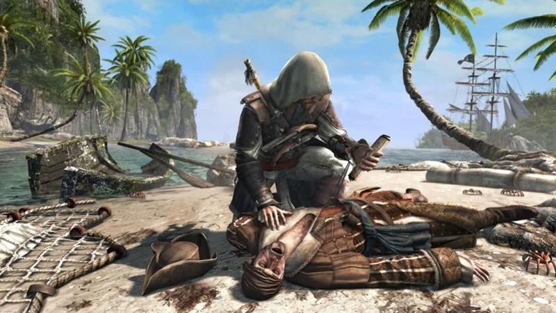 Assassin's Creed IV Black Flag. Часть 8 Все сложнее и сложнее. Все на 100