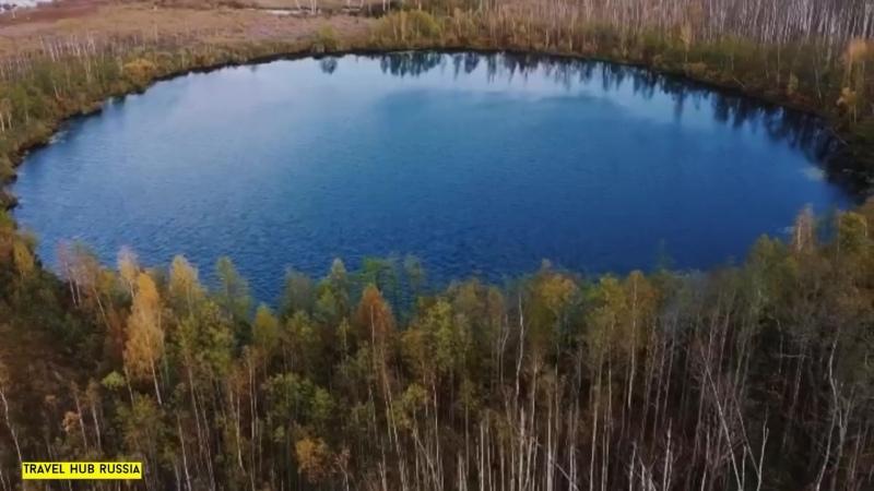 Бездонное озеро Солнечногорск Travel Hub Production