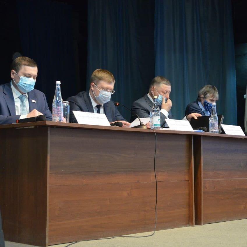 В Петровске состоялось заседание районного актива