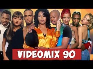 90s Best Eurodance Hits Vol.7 /720 HDр/ - Лучшие танцевальные хиты 90 (Видеомикс)