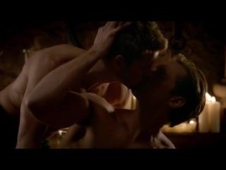 Ryan Kwanten / Alexander Skarsgard (True Blood) #ngcelebrity