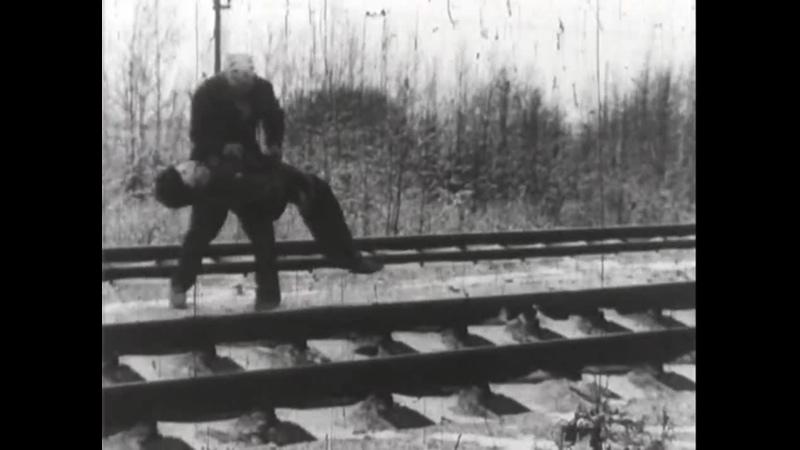 «Лесоруб» (1985) - некрореализм. Евгений Юфит
