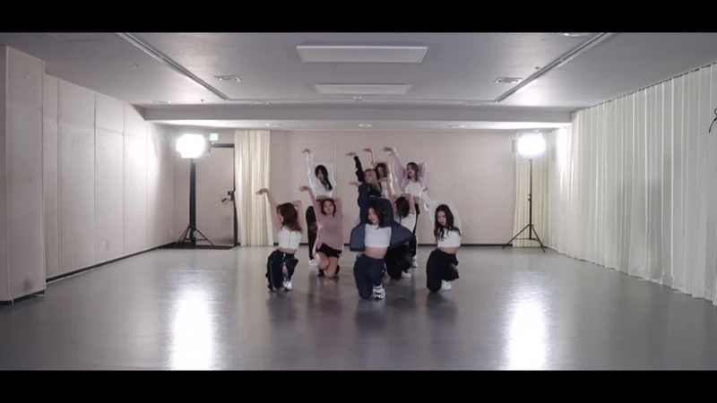 Fromis 9 프로미스나인 Feel Good SECRET CODE Choreography Video 9 Ver