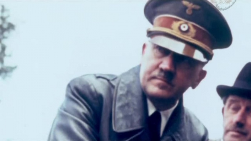 Мрачное обаяние Адольфа Гитлера 3 серия