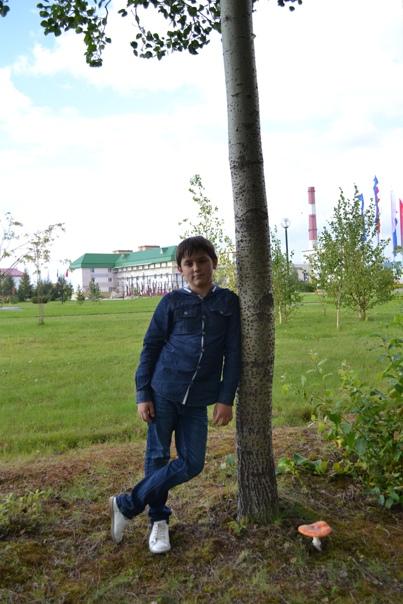 Никита Спруцко, Тюмень, Россия
