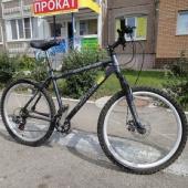 Прокат велосипеда Norco Montaineer